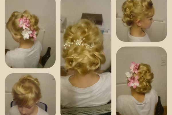 Schönheitssalon Arielle in Öhringen - Hairstyling und Visagistik